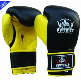 Extra padded Leather Boxing Training Gloves