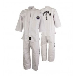 ITF Uniform White