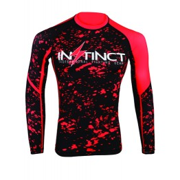 MMA Sublimated Rash Guard