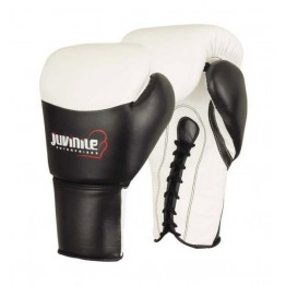 HI TECH PROFESSIONAL LEATHER BOXING GLOVES